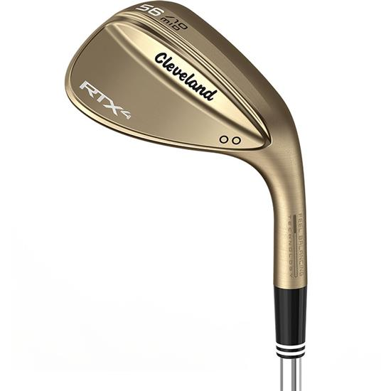 Cleveland Golf RTX 4 Tour Raw Wedge