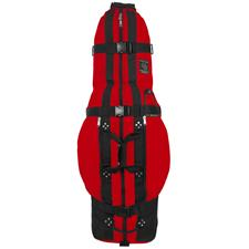 Club Glove Last Bag Large Pro Travel Cover - Red