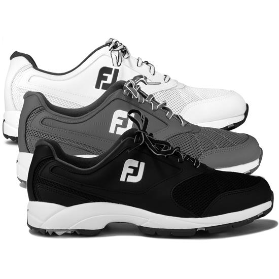 FootJoy Men s Athletics Spikeless Golf Shoe Golfballs.com bafaedd3934c
