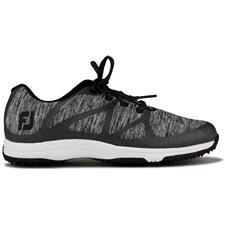 FootJoy Charcoal FJ Leisure Golf Shoes for Women