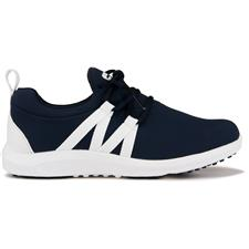 FootJoy Navy-White Prev. Season Leisure Slip-On Golf Shoes for Women