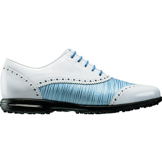 FootJoy Tailored Leather Prior Season Golf Shoe for Women