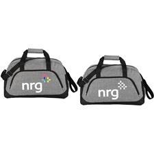 Logo Custom Logo 18.5 Medium Graphite Duffel Bag