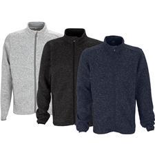 Logo Custom Logo Summit Sweater-Fleece Jacket