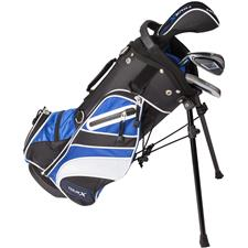 Tour X Junior Set - 3 Piece - Size 0 - Blue - Right Hand