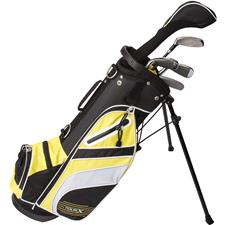 Tour X Junior Set - 5 Piece - Size 1 - Yellow - Right Hand