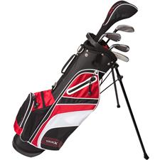 Tour X Junior Set - 5 Piece - Size 2 - Red - Right Hand