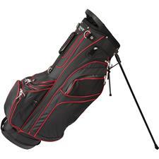 Merchants of Golf Tour X XIVst 14-Way Stand Bag - Black-Red