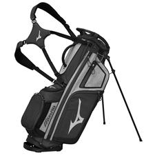 Mizuno BR-D4 Stand Bag - Grey-Black