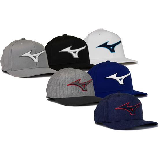 Mizuno Men's Diamond Snapback Hat