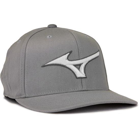 Mizuno Men's Diamond Snapback Hat