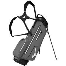Mizuno K1-LO Stand Bag - Black-Charcoal