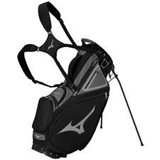 Mizuno Pro 14-Way Personalized Stand Bag - Black-Charcoal