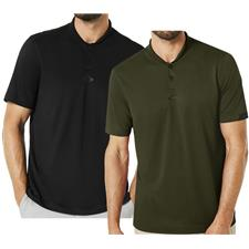 Oakley Men's Bomber Collar Polo