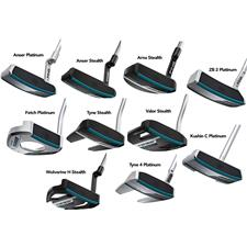PING Left Sigma 2 Putters