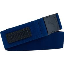Puma Ultralite Stretch Belt - Sodalite Blue Heather - One Size Fits Most