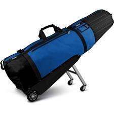 Sun Mountain Black Series ClubGlider Meridian Travel Bag - Black-Cobalt
