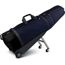 Sun Mountain Black Series ClubGlider Meridian Travel Bag - Navy-Gunmetal