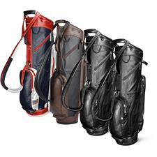 Sun Mountain Leather Cart Bag