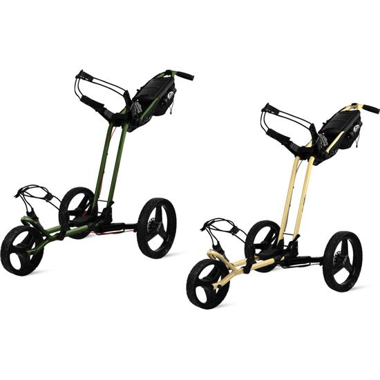 Sun Mountain Pathfinder 3 Push Cart