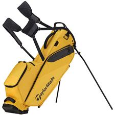 Taylor Made Flextech Lite Personalized Stand Bag  - Yellow