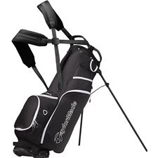 Taylor Made Litetech 3.0 Personalized Stand Bag - Black-White