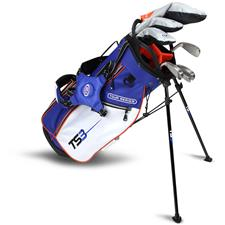 U.S. Kids Tour Series 51 Inch 7-Club Stand Bag Junior Set