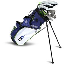 U.S. Kids Tour Series 57 In. 10-Club Stand Bag Combo Jr. Set
