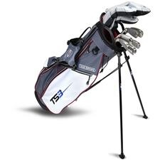 U.S. Kids Tour Series 60 Inch 10-Club Stand Bag Combo Junior