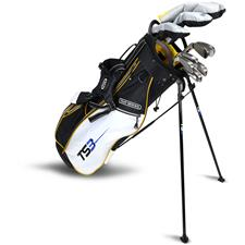 U.S. Kids Tour Series 63 In. 10-Club Stand Bag Combo Jr. Set