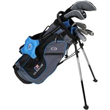 U.S. Kids Ultralight 48 Inch 6-Club Stand Bag Junior Set