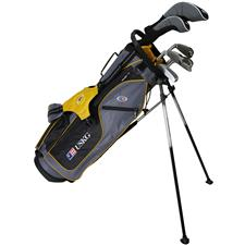 U.S. Kids Ultralight 63 Inch 7-Club Stand Bag Junior Set
