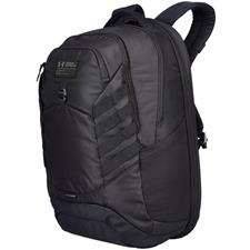 Under Armour Corporate Hudson Backpack - Black-Black-White
