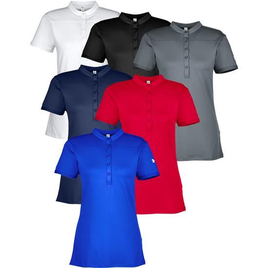 Under Armour Corporate Performance Polo 2.0 for Women