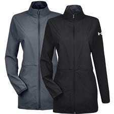 Under Armour Custom Logo Corporate Windstrike Jacket for Women