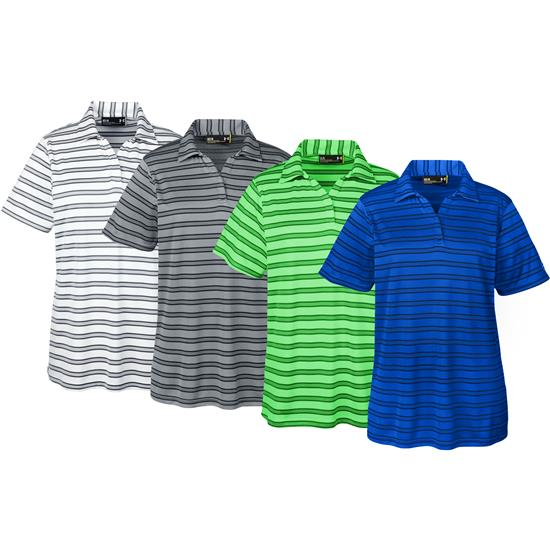 Under Armour Tech Stripe Polo for Women