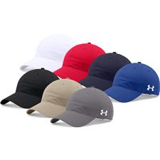 Under Armour Men's UA Adjustable Chino Hat