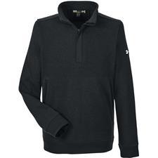 Under Armour Custom Logo UA Elevate Quarter-Zip Sweater