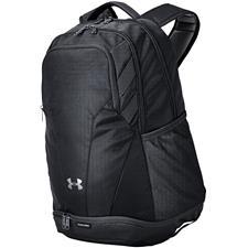 Under Armour UA Hustle II Backpack - Black-Silver