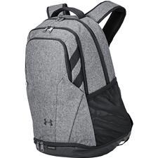 Under Armour UA Hustle II Backpack - Graphite Heather-Black