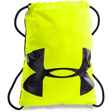 Under Armour UA Ozsee Sackpack - Hi-Vis Yellow-Black