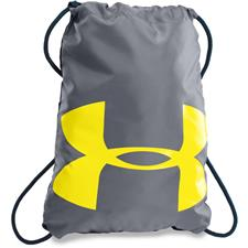 Under Armour UA Ozsee Sackpack - Steel-Petrol Blue