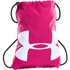 Under Armour UA Ozsee Sackpack - Tropic Pink-Black