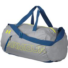 Under Armour UA Packable Duffel - Steel-Petrol Blue