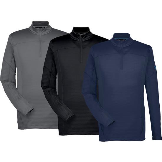 Under Armour Men's UA Spectra Quarter-Zip Pullover