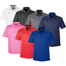 Under Armour Custom Logo UA Tech Polo