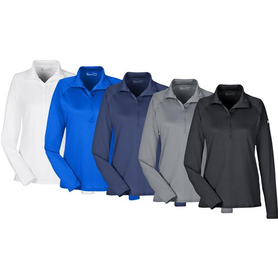 Under Armour UA Tech Quarter-Zip Pullover for Women