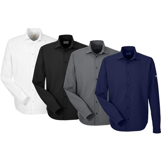 Under Armour Men's UA Ultimate Long Sleeve Button Down Shirt