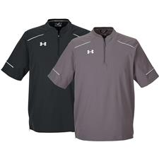 Under Armour Men's UA Ultimate Short Sleeve Windshirt