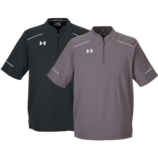 Under Armour Men's UA Ultimate Short Sleeve Windshirt